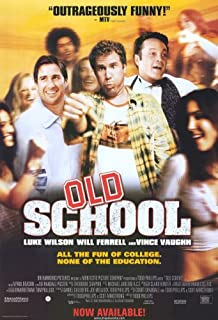 Pop Culture Graphics Old School 11 x 17 Movie Poster