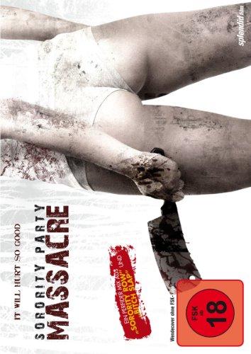 Sorority Party Massacre Alemania DVD