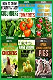 6 books in 1: Agriculture, Agronomy, Animal Husbandry, Sustainable Agriculture, Tropical Agriculture, Farm Animals, Vegetables, Fruit Trees, Chickens, ... Tomatoes, Cucumbers (How To Do Agriculture)