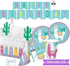 Best llama birthday party supplies Reviews