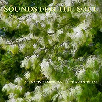 Sounds for the Soul 50: Native American Flute and Stream