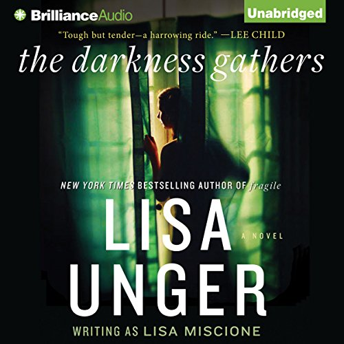 The Darkness Gathers: Lydia Strong, Book 2 audiobook cover art