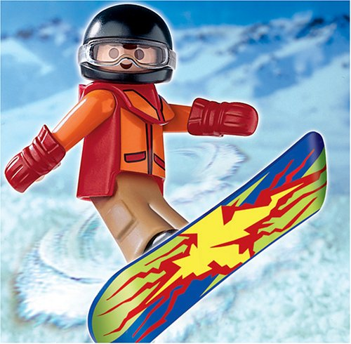 PLAYMOBIL® 4648 - Special Snowboarder