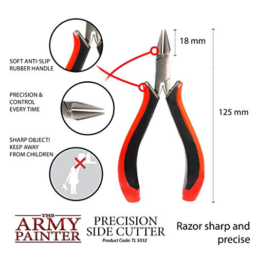 The Army Painter Model Sprue Cutter for Metal and Plastic Resin Miniatures