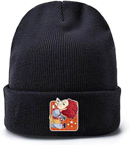 Sombrero Tejido,Anime Hunter X Hunter Gon Killua Hisoka Beanie Cap Sombrero De Punto Manga Gráfico Gorra Elástica