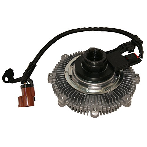 Gmb 925–2370 Engine Cooling Fan d'embrayage