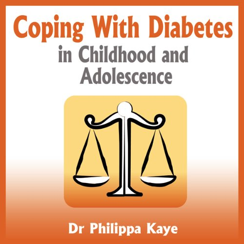 Coping with Diabetes in Childhood and Adolescence audiobook cover art