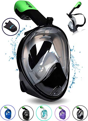 Easy Snorkel Full Face Snorkeling Mask