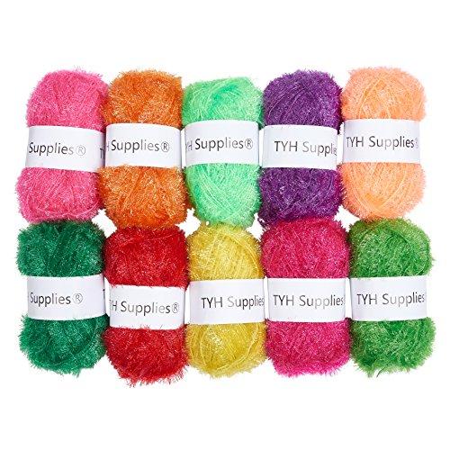 crochet pot scrubbers - 9