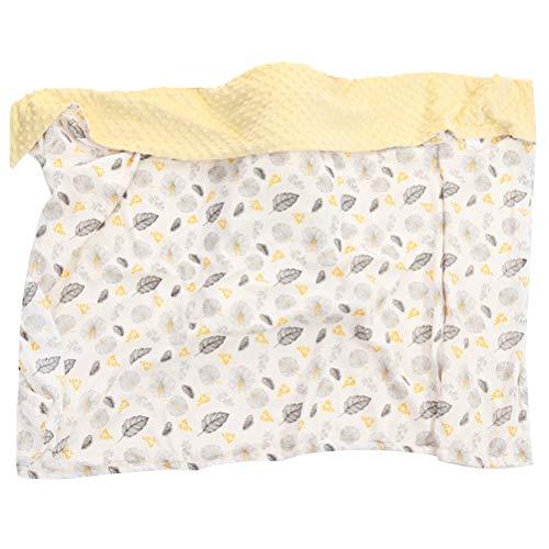 Chic 1PC Bequeme weiche Decke Kinderdecke Cartoon Muster Decke Klimaanlage Quilt für Zuhause Schlafzimmer Babys