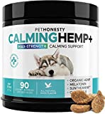 Gentle + Non-Sedative Premium Calming Solution - For dogs who need a stronger calming formula that is still safe, gentle, and non-sedating, PetHonesty's CalmingHemp+ is the perfect solution. These delicious soft chews reduce anxiety, hyperactivity, a...
