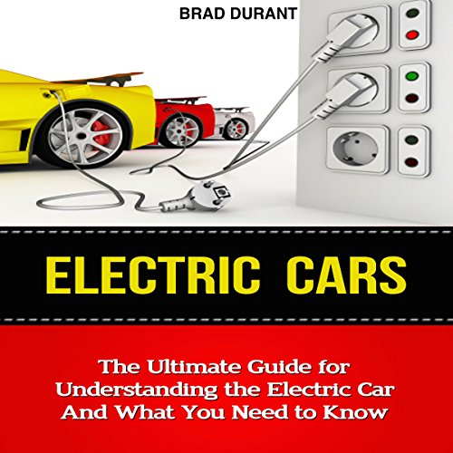 Electric Cars audiobook cover art
