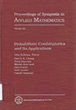 Probabilistic Combinatorics and Its Applications (Proceedings of Symposia in Applied Mathematics)