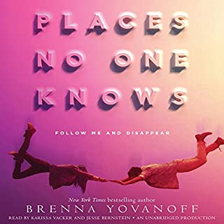 Places No One Knows cover art