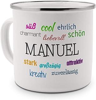 Tasse mit Namen Aaron Positive Eigenschaften