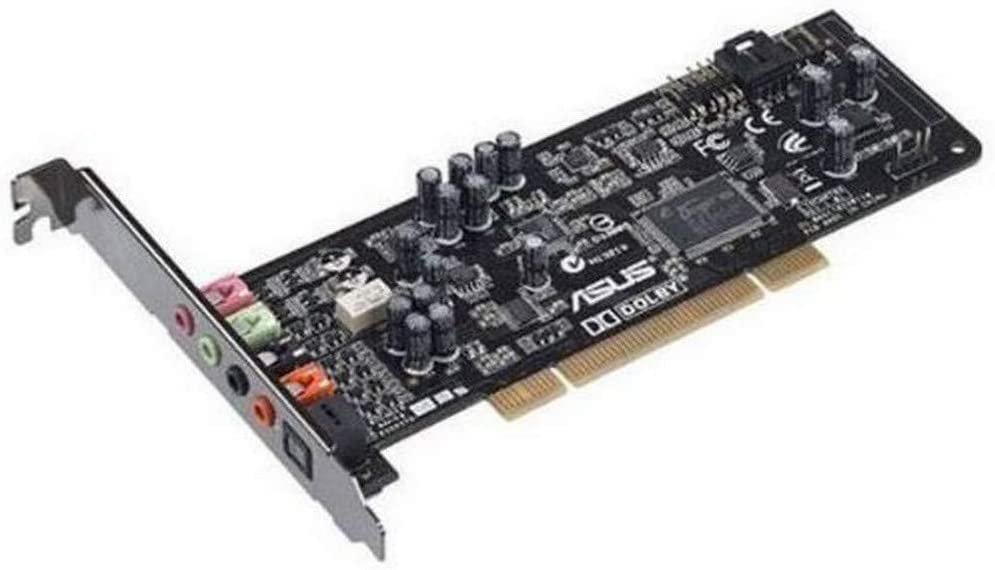 Asus Xonar Dg Pci 5 1 Audio Card Computers Accessories