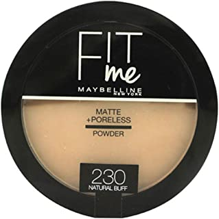 Maybelline Fit Me Matte + Poreless Powder 230 natural buff