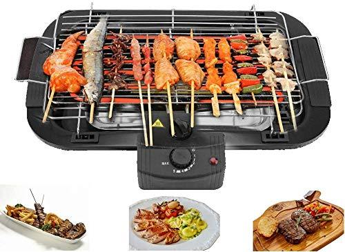 HOF BBQ Barbeque Elektrogrill