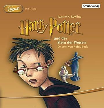 Harry Potter 1 und der Stein der Weisen: Gelesen von Rufus Beck