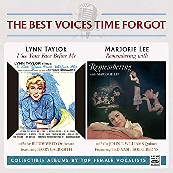 I See Your Face before Me / Remembering Marjorie Lee