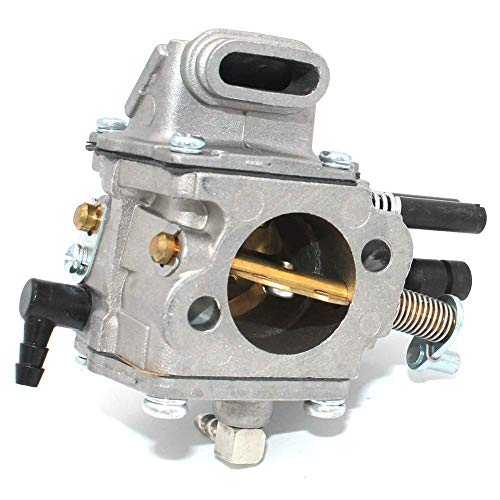 XHUENG Durable Carburador para Stihl 066066 MS650 MS650R MS650 Magnum MS660 MS660W MS660 Magnum Motosierra MPN 1122120 0621 1122120 0623 Walbro WJ-67A WJ-76A WJ-67B Zama C3A-S31 Tillotson HS-320A