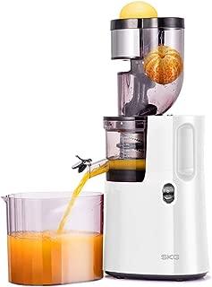 skg wide chute juicer