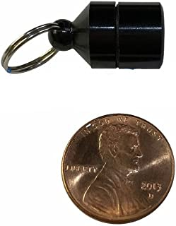 Unknown/Unbranded 10 Small Geocaching Containers Micro/Nano Aluminum Container Cache by L&R Digital