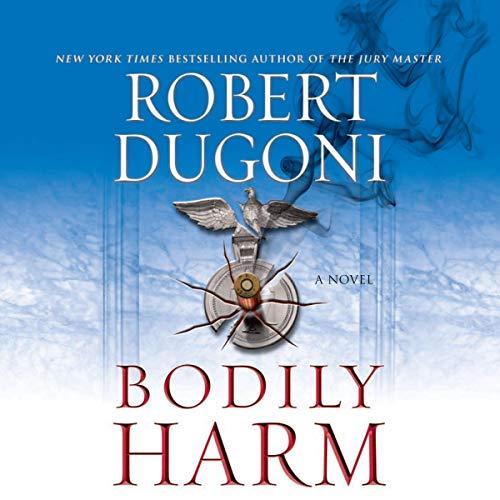 Bodily Harm audiobook cover art
