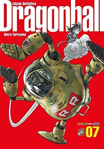 Dragon Ball Edição Definitiva Volume 7: Edição Definitiva (Capa Dura)