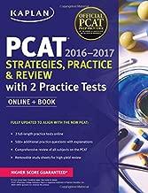 Kaplan PCAT 2016-2017 Strategies, Practice, and Review with 2 Practice Tests: Online + Book (Kaplan Test Prep)