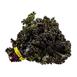 Greens Kale Red Organic, 1 Bunch