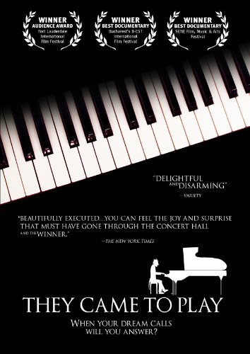They Came to Play [Reino Unido] [DVD]