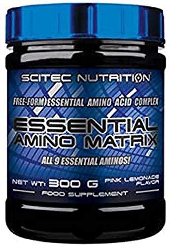 Scitec Nutrition - Essential Amino Matrix - 300g - Pink Limonada