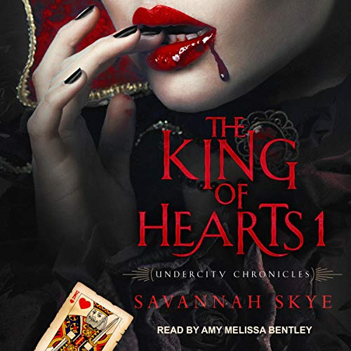The King of Hearts 1 audiobook cover art