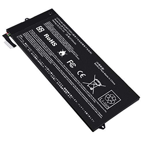 ASUNCELL Laptop Battery for Acer Chromebook 11.6' C720 C720P C740 Series AP13J3K AP13J4K C720P-2666 C720P-2834 C720P-2664 C720P-2625 C720P-2485 C720P-2600 C720P-2661 C720-2420 C720-2832 C720-3605