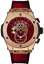 "Hublot Kobe ""Vino"" Bryant Limited Edition Unico 18ct Rose Gold Burgundy"