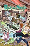 Rick and Morty Book Six: Deluxe Edition (6)