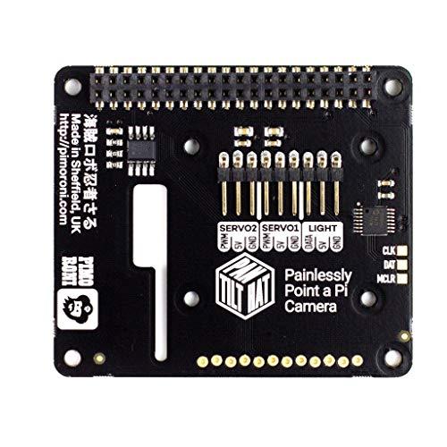 Pimoroni Pan-Tilt HAT für Raspberry Pi (3, 2, B+, A+, Zero)