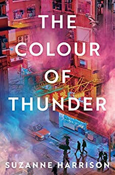 The Colour of Thunder by [Suzanne Harrison]
