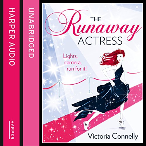 The Runaway Actress audiobook cover art