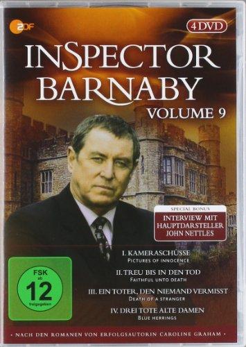 Inspector Barnaby, Vol. 9 (4 DVDs)