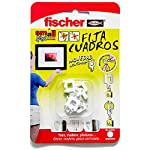 FISCHER Fijacuadros Blanco (En...