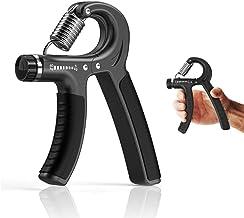 Unterarm Krafttraining Handtrainer Fingerhantel Handgreif Trainer Handmuskeltrainer Einstellbarer Widerstandsbereich 5-60 Kg Handgelenk SHUANG Handtrainer Unterarmtrainer