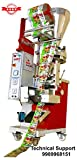 Auroplus Systems India Automatic Spices and Granules Packaging Machine, 50-100g