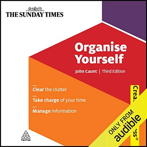 Couverture de Organise Yourself