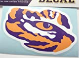 LSU Tigers TIGER EYE Logo 4' Vinyl Decal Car Truck Sticker