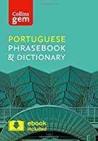 Collins Gem Portuguese Phrasebook & Dictionary by Collins UK(2016-06-01)