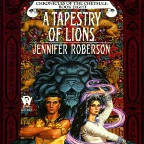 A Tapestry of Lions cover art