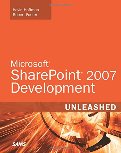 Download Microsoft SharePoint 2007 Development Unleashed 0672329034