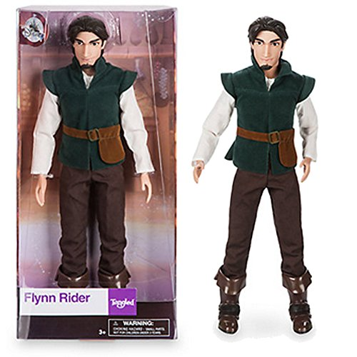 Disney Tangled Flynn Rider Doll -- 12'' by Disney
